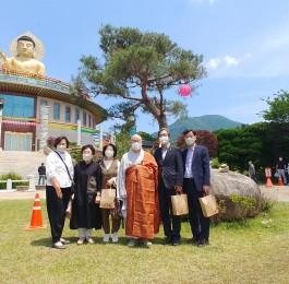 부처님 오신날 - 홍법사 법요식 참석 (202…
